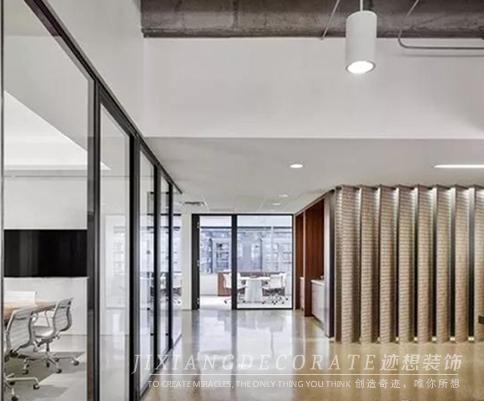 沈阳金融管理顾问公司办公空间装修